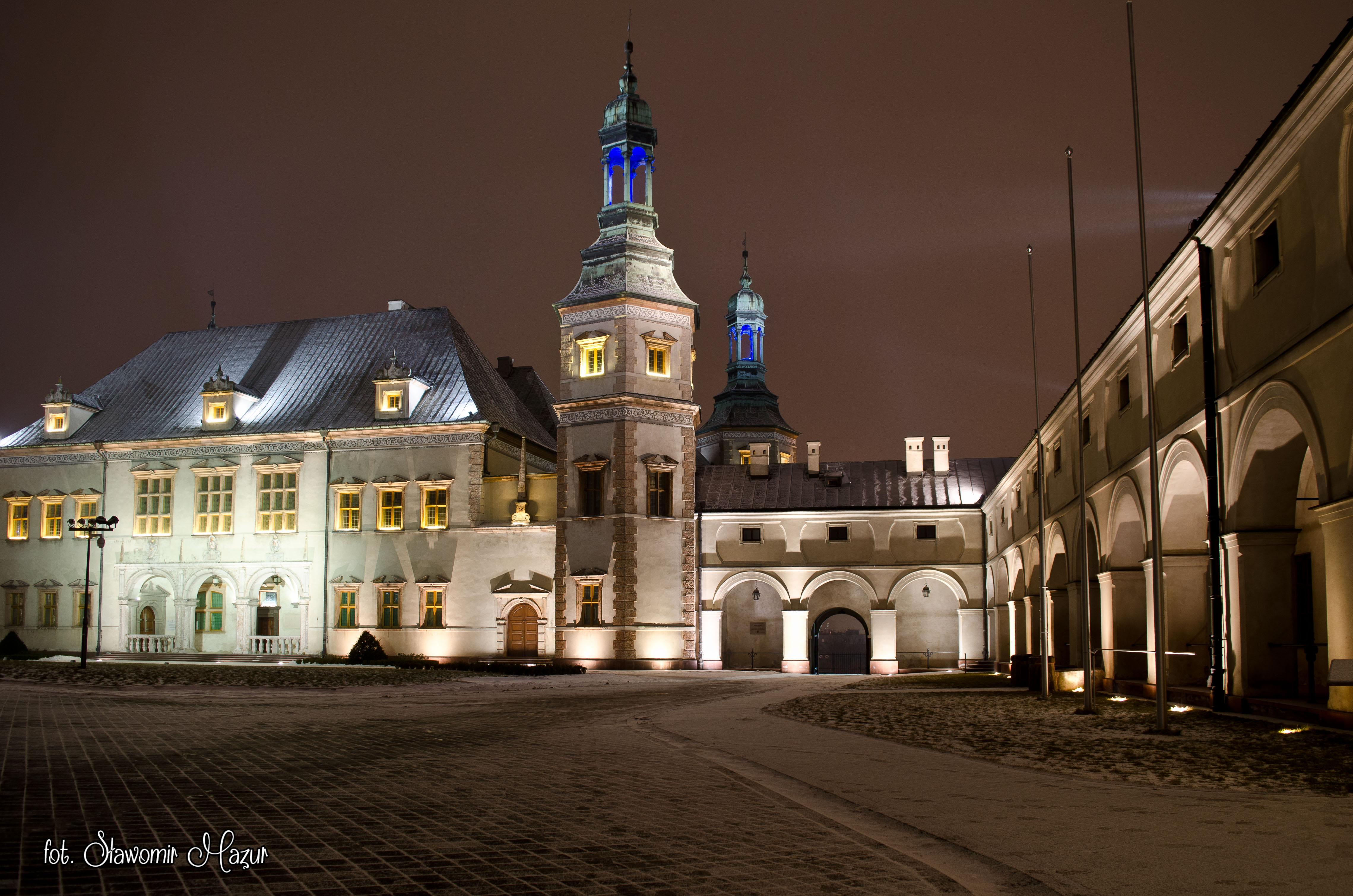 Muzeum Narodowe w Kielcach/Pałac Biskupów Krakowskich
