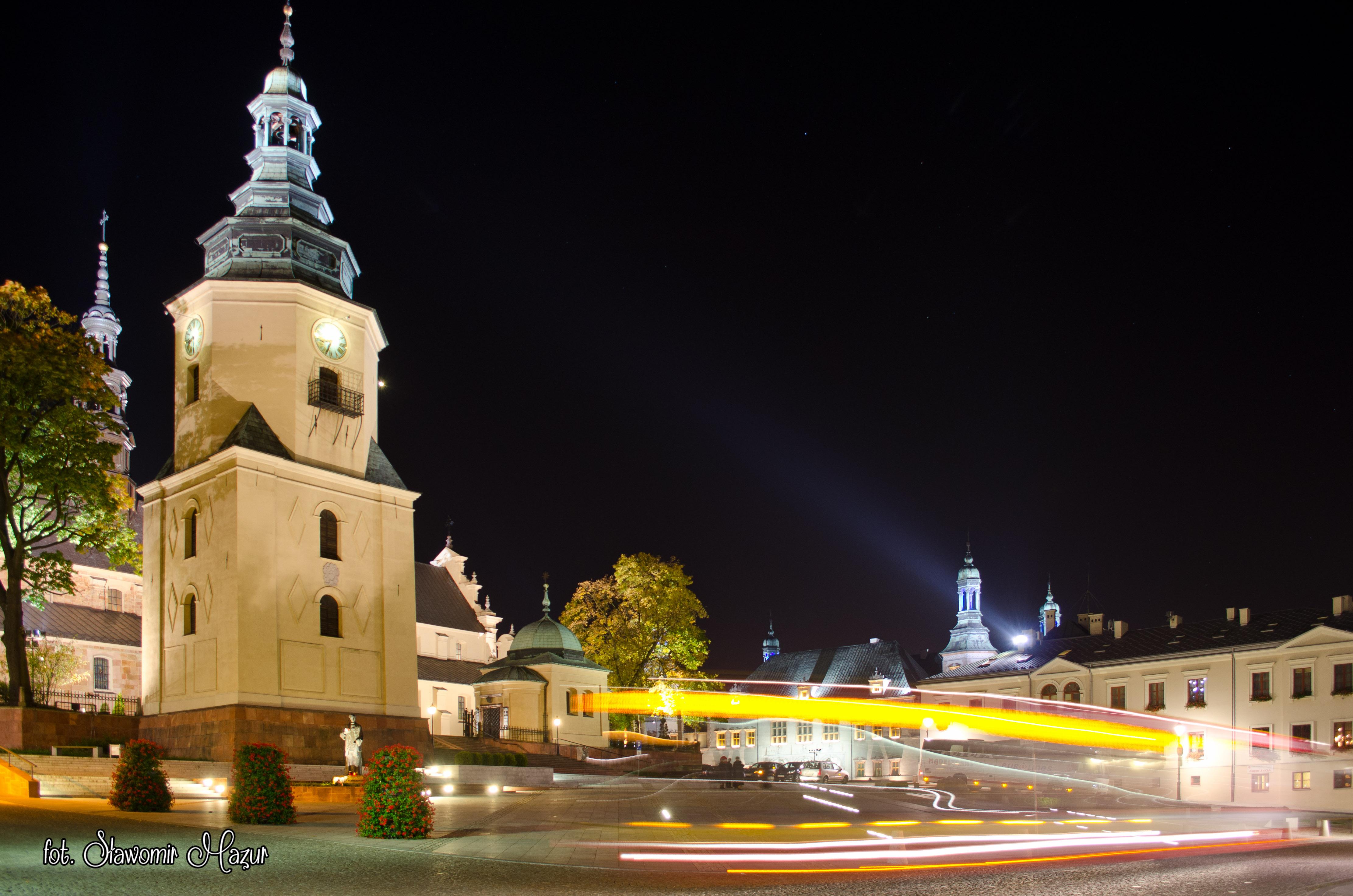 Wzgórze katedralne w Kielcach