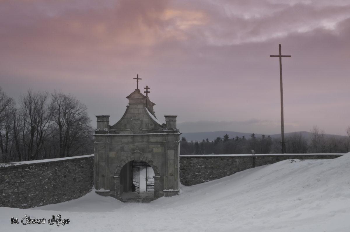 Zimny Święty Krzyż