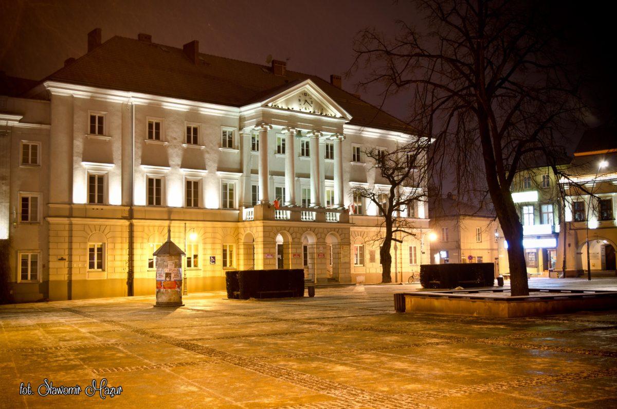 Ratusz w Kielcach