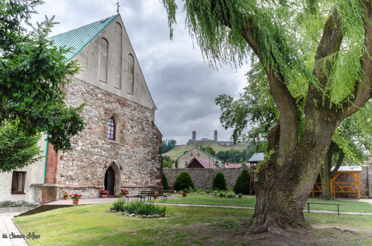 Klasztor w Chęcinach