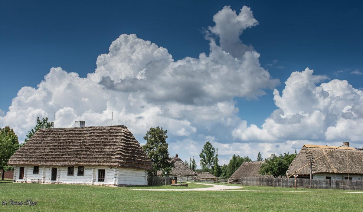 Chmury nad Tokarnią