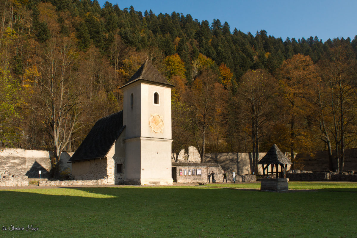 Červený Kláštor, Słowacja