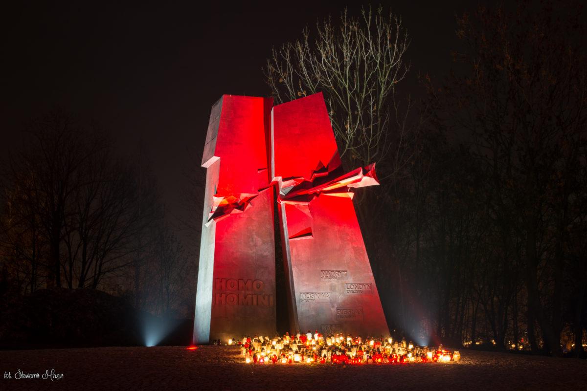 Pomnik Homo homini w Kielcach